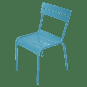 stuhl fermob - türkis mieten rent-a-lounge