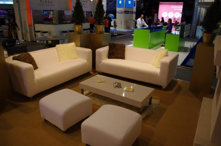 White mieten rent-a-lounge