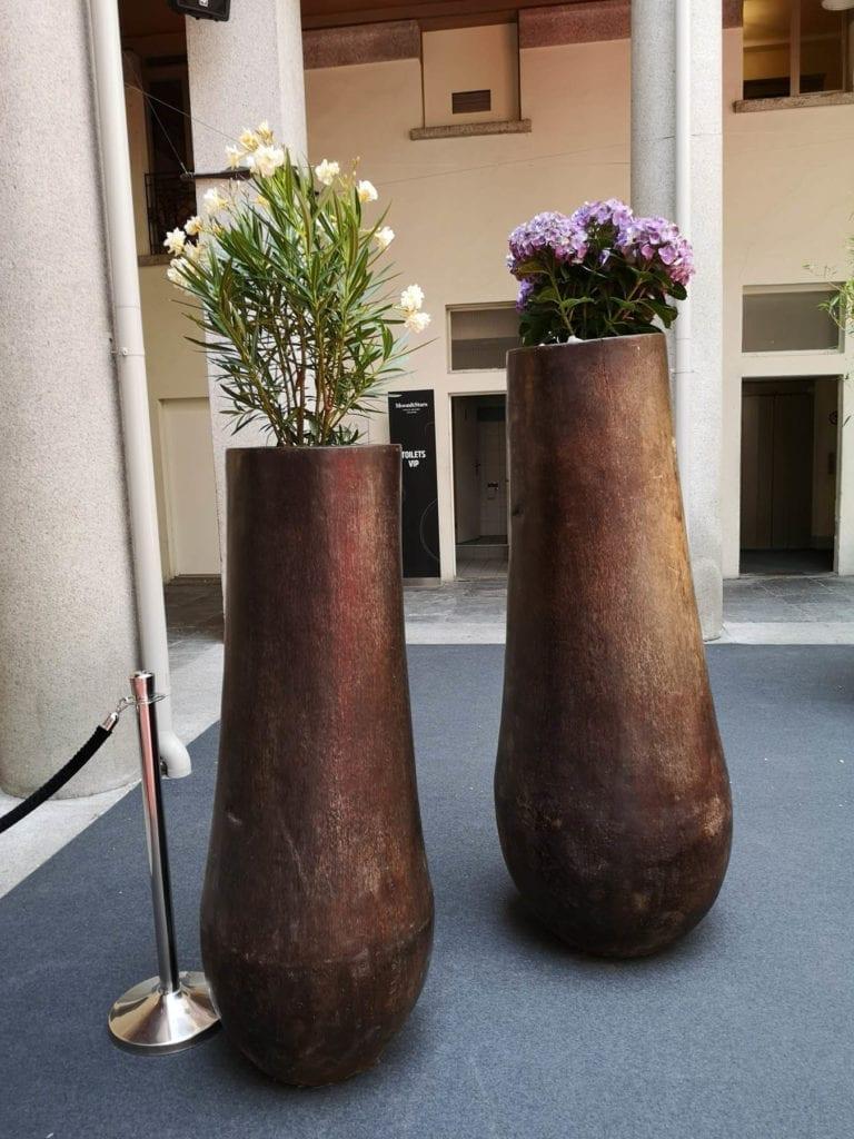 bali palmholzvase mieten rent-a-lounge 2