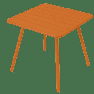 bistotisch fermob orange mieten rent-a-lounge 1