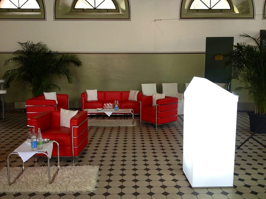 rednerpult auflage mieten rent-a-lounge 1