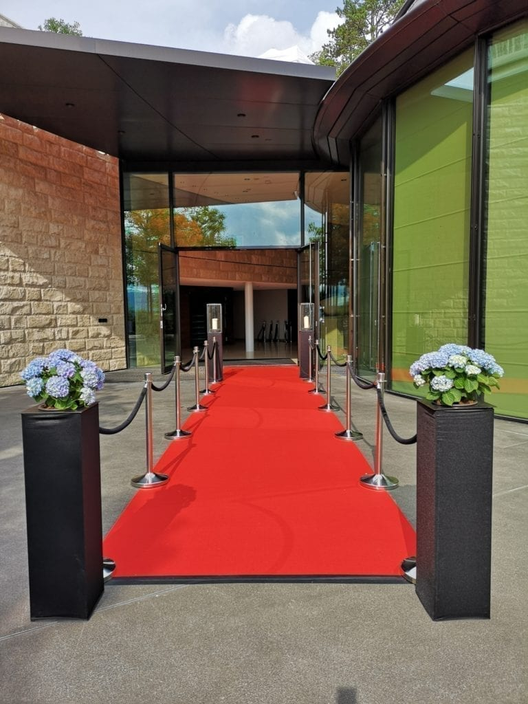 teppich red carpet mieten rent-a-lounge 1