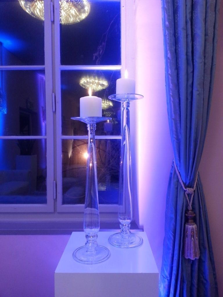 kerzenständer glas 1-arm mieten rent-a-lounge 4