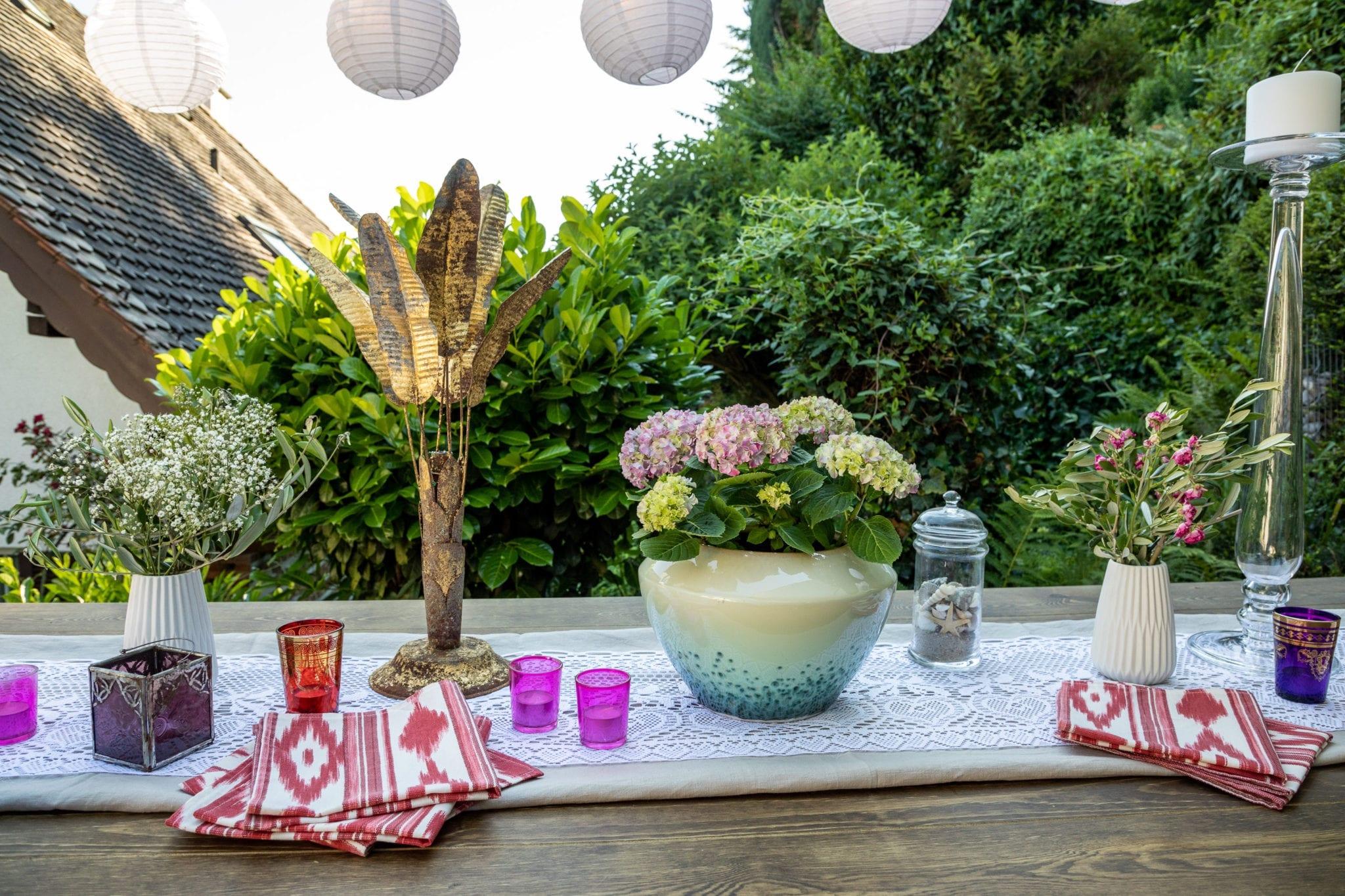 Boho Gartenparty mieten rent-a-lounge 10
