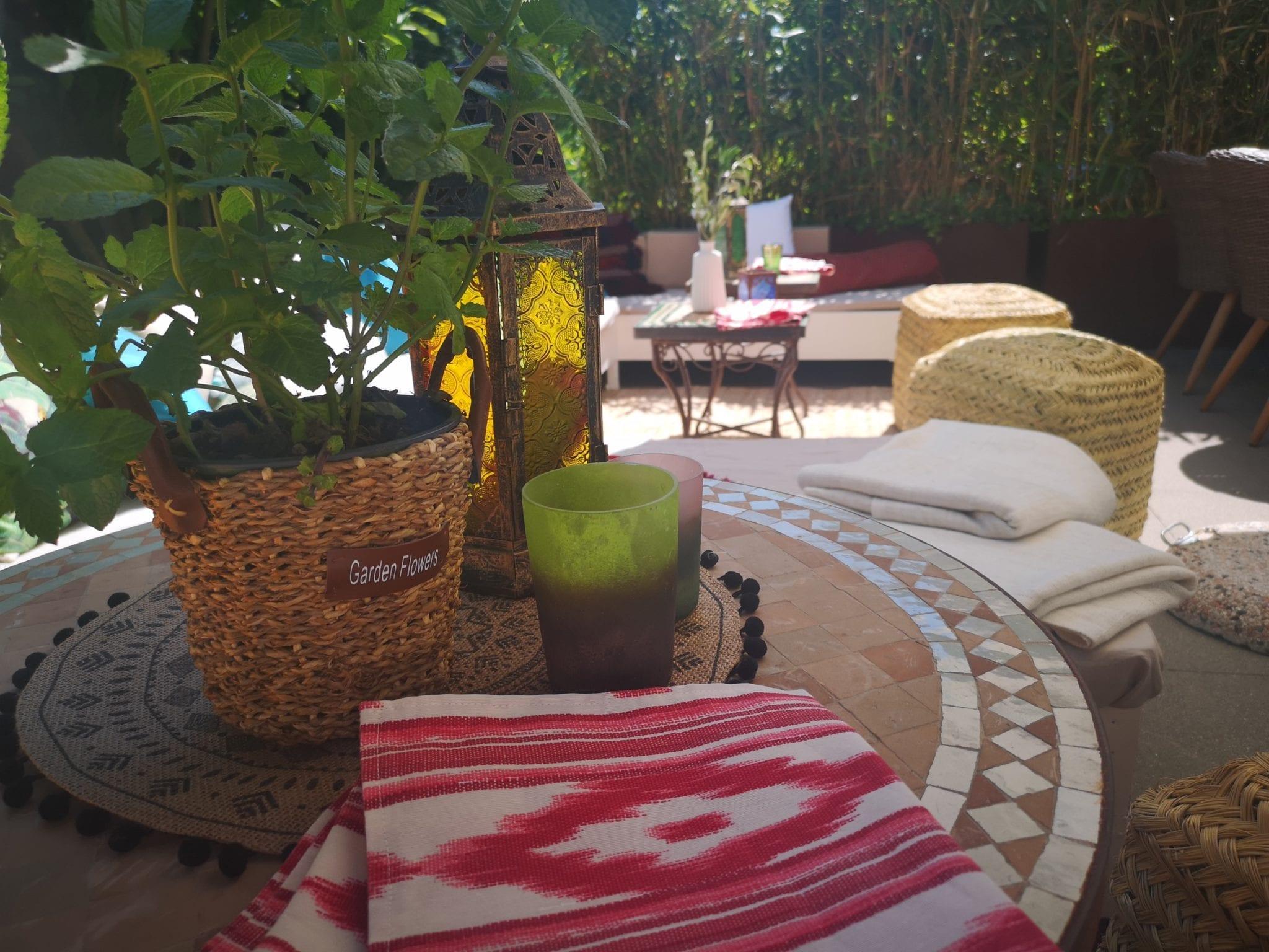 Boho Gartenparty mieten rent-a-lounge 4