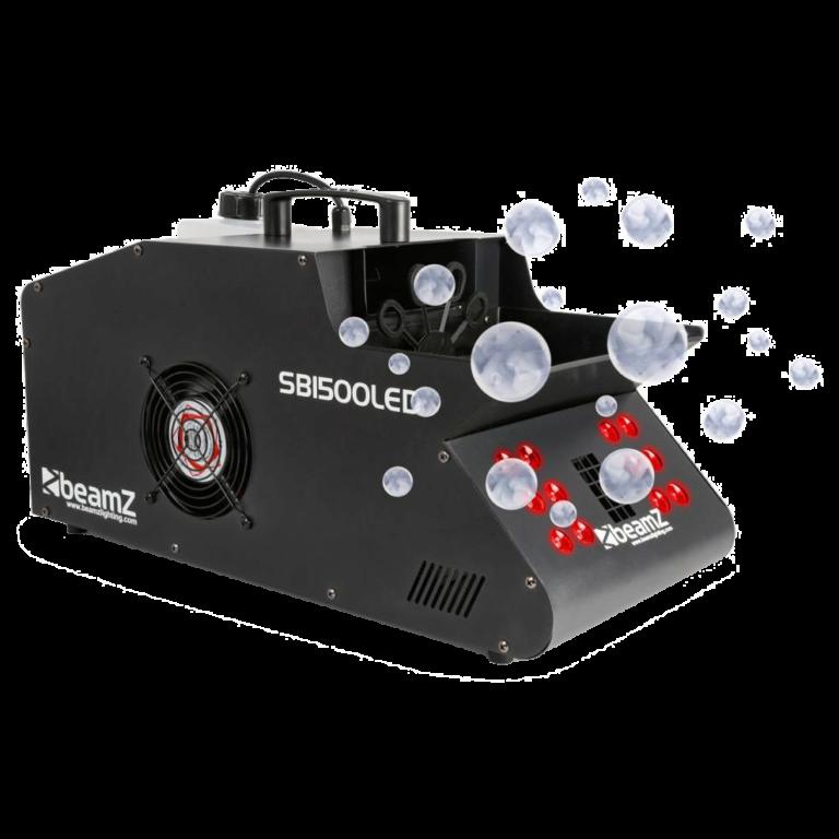 Seifenblasen-/Nebelmaschine mieten rent-a-lounge