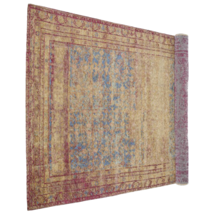 teppiche antik - blau hell mieten rent-a-lounge