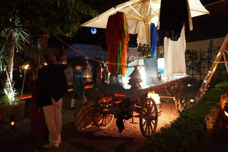 holzwagen türkis mieten rent-a-lounge 6
