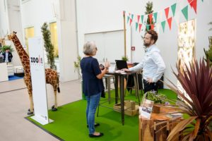 Assistant's day im Trafo Baden mieten rent-a-lounge ag 1